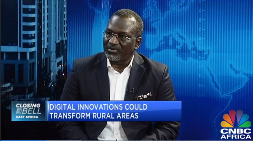 Ousmane Badiane interview CNBC Africa